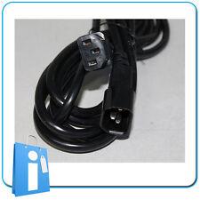 Cable Alimentacion iEC C13 C14 IEC-60320 3 Pin 16A 1.8 M