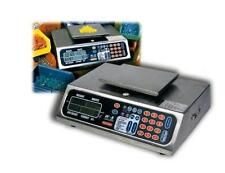Torrey Qc-5/10 Counting Scale,10 lb X 0.001 lb,Class Iii, Rechargeable battery