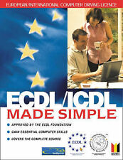 ECDL/ICDL Version 3.0 Made Simple by BCD Ltd (Paperback, 2000)