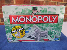 Monopoly The Fast-Dealing Property Trading Board Game  2013 New & Sealed!