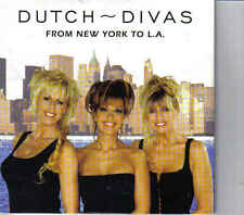 Dutch divas- From New York to La cd single