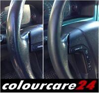 Kit Rigenera Colore Volante Usurato Tonico Pelle NERO Ritocco Interni Audi Sline