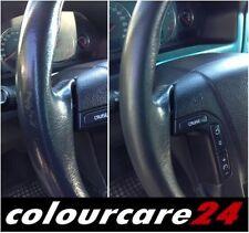 Rigenera Colore Volante Tonico Pelle Peugeot 308 SW Nero Ritocco usura Interni