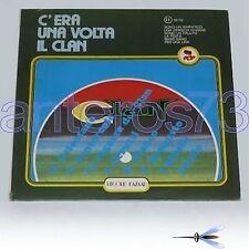 """ADRIANO CELENTANO """"C'ERA UNA VOLTA IL CLAN"""" LP SIGILLATO - RIBELLI RICKY GIANCO"""