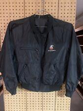 Rare Vintage Harley Davidson Windbreaker Jacket AMF Robison HD