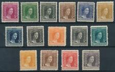 [323351] Luxembourg 1914-1920 good set of stamps very fine MH