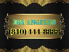 840 easy vanity phone Number Los Angeles (840) 444-8888 Double Repeat new assign