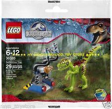 Lego 30320 Jurassic World Gallimimus Trap Polybag