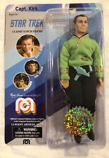 "MEGO Captain Kirk Star Trek Classic 8"" Figure Random Number"