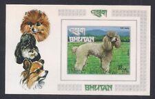 Bhutan   1973   Sc # 149N   s/s   Imperf.   MNH   OG   (53290)