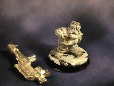 Warhammer 40k Squat Squad Lascannon Metal