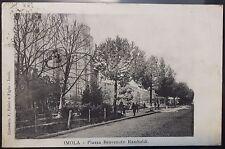 1905 - Imola - Piazza Benvenuto Rambaldi