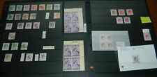 HONG KONG GEORGE VI MINT & USED STAMPS COLLECTION
