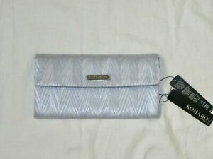 KOMAROV clutch purse special occasion accent bag NEW nwt $125