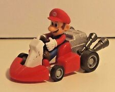 "MARIOKART WII PULL BACK MINI RACERS VER. 2 ""MARIO ON KART"" GASHAPON TOY"