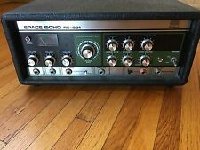 !!!L.A. PICK UP ONLY!!! ROLAND RE 201 SPACE ECHO /MINT COND!!! RECENTLY SERVICED