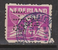 Roltanding 35 PERFIN SHB CANCEL A'DAM CENTRAAL STATION NVPH Nederland syncopated