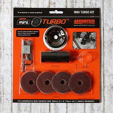Arbortech Mini Turbo Kit Schnitzfräser Scheibenfräser für Winkelschleifer