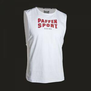 Paffen Sport LOgo Muscle Tank, T-Shirt, Trainingsshirt,, Boxen, Kickboxen, Fight