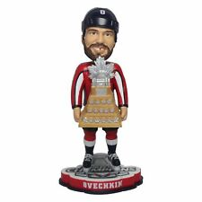 Alex Ovechkin Washington Capitals 2018 Stanley Cup Champions Bobblehead NHL