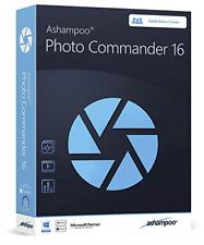 Photo Commander 16-Fotobearbeitung & Grafikdesign Software für Windows 10, 7 -