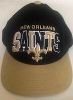 NFL New Orleans Saints Mitchell & Ness Snap Back Hat Cap