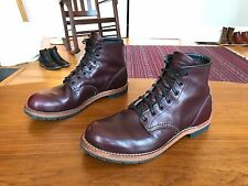 Red Wing Beckman 9011_Black Cherry Featherstone_9.5D US