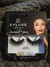 Eylure London False Eyelashes Jasmine Brown JayBee Dramatic - 1pr