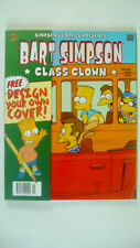 Simpson Comics Presents Bart Simpson Class Clown  Winter 2005 ACCEPTABLE
