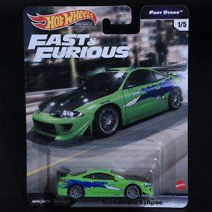 Hot Wheels - Fast & Furious - Mitsubishi Eclipse - Premium - Brand New