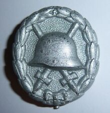 GERMAN  -   Wound Badge, in Silver.
