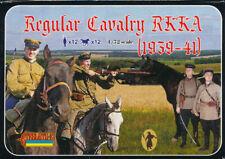 STRELETS Regular Cavalry RKKA (1939-41) WWI Figures - 1:72 SCALE -125