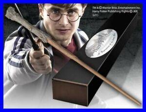 Boîte Cassé - Réplique Baguette Magique De Harry Potter Character Édition Noble