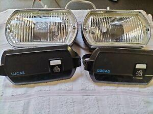 Lucas FT 8 Fog Lights  n o s  (663)