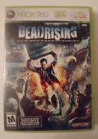 DEADRISING XBOX 360  - TESTED