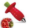 Kitchenware Tomato Stalks Fruit Strawberry Knife Stem Remover Slicer Huller