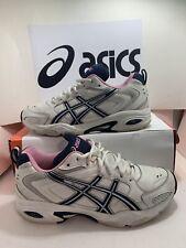 Asics Gel TRX Womens Runners - White / Pink - Size Us 9.5