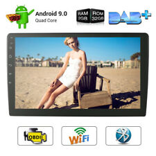 "10.1"" Android 9.1 2Din Head Unit Car GPS Navigation BT Wifi Stereo Radio 2G+32GB"