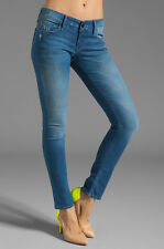 NWT-black orchid black jewel skinny jean blue sparrow (Size 25) Retail $132