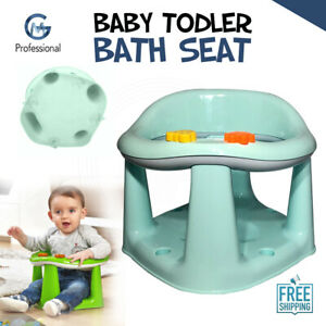 3 In 1 Baby Bath Dining & Activity Play Seat Kids Tub Ring Seat Chair Green MWR