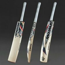 SPARTAN EM STEEL 216 ENGLISH WILLOW CRICKET BAT SH
