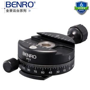 Genuine Benro PC-1 Panoramic Head for B1 B2 B3 B4 Ball Head * Arca Fit