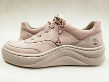 Timberland Women's Ruby Ann Sneakers Light pink nubuck sample size 7