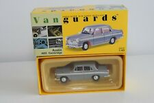 FF 1:43 VANGUARDS VA44000 AUSTIN A60 CAMBRIDGE GREY WHITE MIB