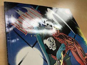 DC Batman FULL CIRCLE Graphic Novel 1991 RARE Robin Dark Knight Superman Movie!!