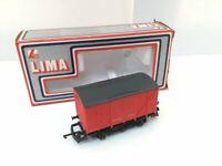 Lima 305680 OO Gauge Vent Van BR Tool Van DE1240