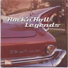 ROCK N ROLL LEGENDS: PROMO CD: ELVIS, FATS DOMINO, DUANE EDDY, JERRY LEE LEWIS
