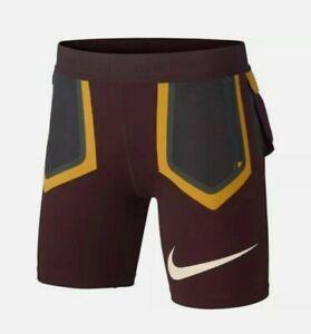Nike Gyakusou TechKnit Women's Tights Shorts Size XXS Running