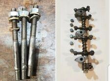 Kubota D722 Diesel Engine Rocker Arm Valve Stem Caps 3 Cylinder Motor