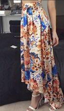 In The Style By Lauren Pope Dimmed Hem Floral Skirt Size 8 BNWT